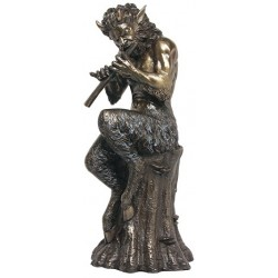 Baccchus Greek God of Nature Satyr Statue LABEShops Home Decor, Fashion and Jewelry