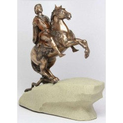 Peter the Great Russian Monument Statue LABEShops Home Decor, Fashion and Jewelry