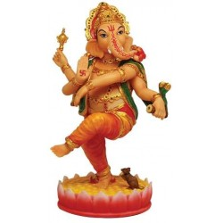 Dancing Ganesha Hindu God Statue LABEShops Home Decor, Fashion and Jewelry Direct to You
