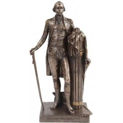 George Washington Presidential Bronze Statue LABEShops Home Decor, Fashion and Jewelry