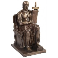 Authority of Law Bronze Resin Statue LABEShops Home Decor, Fashion and Jewelry