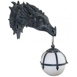 Marshgate Castle Dragon Wall Sconce LABEShops Home Decor, Fashion and Jewelry