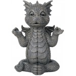 Meditating Dragon Garden Statue at LABEShops, Home Decor, Fashion and Jewelry