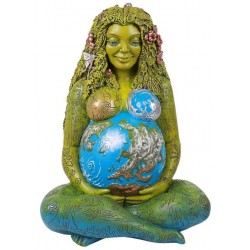 Gaia Mother Earth 24 Inch Statue LABEShops Home Decor, Fashion and Jewelry