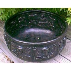 Gundustrup 12 Inch Resin Cauldron LABEShops Home Decor, Fashion and Jewelry Direct to You