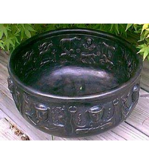 Gundustrup 12 Inch Resin Cauldron at LABEShops, Home Decor, Fashion and Jewelry