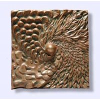Spirit Plaque by Ann Zeleny