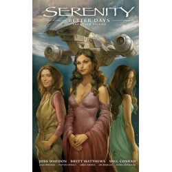 Serenity Volume 2: Better Days and Other Stories  LABEShops Home Decor, Fashion and Jewelry