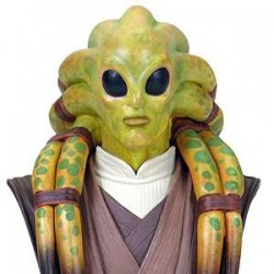 Star Wars: Kit Fisto Classics Mini Bust LABEShops Home Decor, Fashion and Jewelry