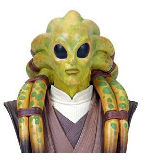 Star Wars: Kit Fisto Classics Mini Bust at LABEShops, Home Decor, Fashion and Jewelry