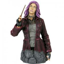 Harry Potter: Nymphadora Tonks Mini Bust LABEShops Home Decor, Fashion and Jewelry