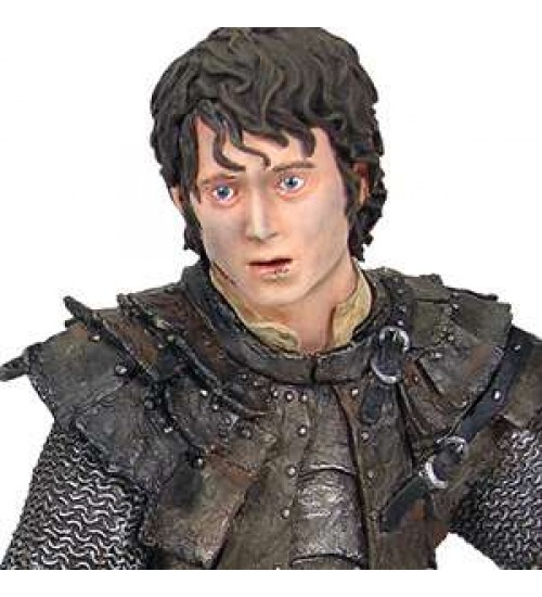 Lord of the Rings: Frodo in Orc Armor Mini Bust at LABEShops, Home Decor, Fashion and Jewelry