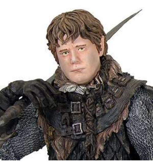 Lord of the Rings: Sam in Orc Armor Mini Bust at LABEShops, Home Decor, Fashion and Jewelry