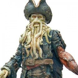 Pirates of the Caribbean: Davy Jones Scene Replica LABEShops Home Decor, Fashion and Jewelry