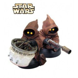 Star Wars: Jawa Mini Bust Set LABEShops Home Decor, Fashion and Jewelry