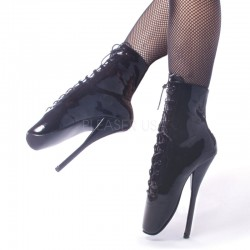 Ballet Lace Up Extreme Granny Boots LABEShops Home Decor, Fashion and Jewelry
