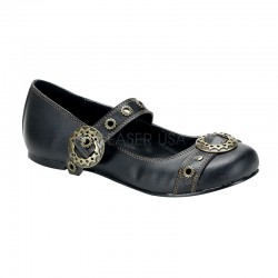 Steampunk Flat Mary Jane Shoe LABEShops Home Decor, Fashion and Jewelry