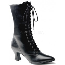 Black Victorian Ankle Boot LABEShops Home Decor, Fashion and Jewelry