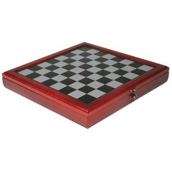 Chess Box Board for 3 Inch Chess Sets LABEShops Home Decor, Fashion and Jewelry