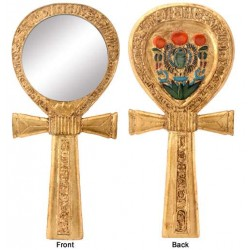 Ankh Egyptian Hand Mirror LABEShops Home Decor, Fashion and Jewelry