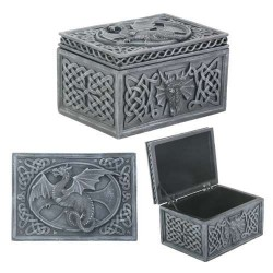 Dragon Celtic Jewelry Box LABEShops Home Decor, Fashion and Jewelry