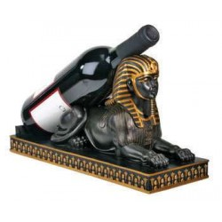 Sphinx Wine Bottle Holder LABEShops Home Decor, Fashion and Jewelry