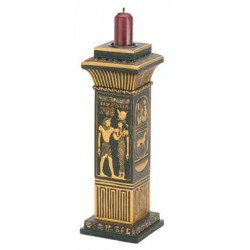 Egyptian Column Candle Holder LABEShops Home Decor, Fashion and Jewelry
