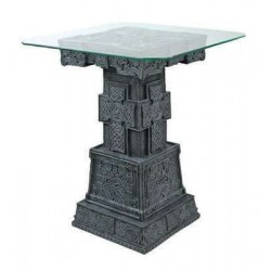Celtic Cross Side Table LABEShops Home Decor, Fashion and Jewelry