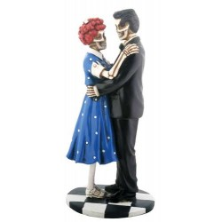 Endless Love 50s Style Skeletal Statue LABEShops Home Decor, Fashion and Jewelry