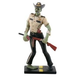 Zombie Sheriff Statue LABEShops Home Decor, Fashion and Jewelry