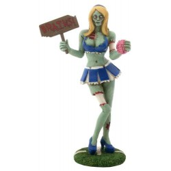 Zombie Cheerleader Statue LABEShops Home Decor, Fashion and Jewelry