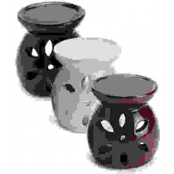 Glazed Ceramic Oil Burner LABEShops Home Decor, Fashion and Jewelry