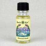 Almond Musk Herbal Oil Blend at LABEShops, Home Decor, Fashion and Jewelry