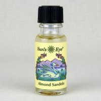 Almond Sandelo Herbal Oil Blend
