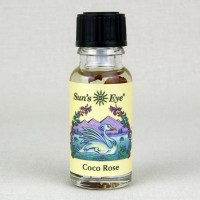 Coco Rose Herbal Oil Blend