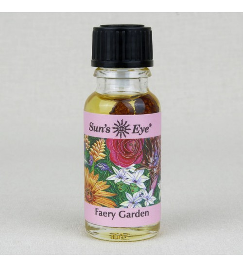 Faery Garden Oil Blend at LABEShops, Home Decor, Fashion and Jewelry