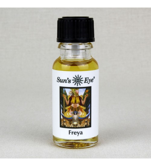 Freya Goddess Oil at LABEShops, Home Decor, Fashion and Jewelry