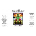 Green Tara Goddess Oil at LABEShops, Home Decor, Fashion and Jewelry