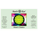 Heart Chakra Oil at LABEShops, Home Decor, Fashion and Jewelry