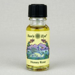 Honey Rose Herbal Oil Blend LABEShops Home Decor, Fashion and Jewelry