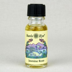 Jasmine Rose Herbal Oil Blend LABEShops Home Decor, Fashion and Jewelry