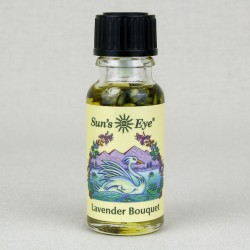 Lavendar Bouquet Herbal Oil Blend LABEShops Home Decor, Fashion and Jewelry
