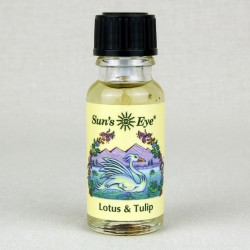 Lotus & Tulip Herbal Oil Blend LABEShops Home Decor, Fashion and Jewelry