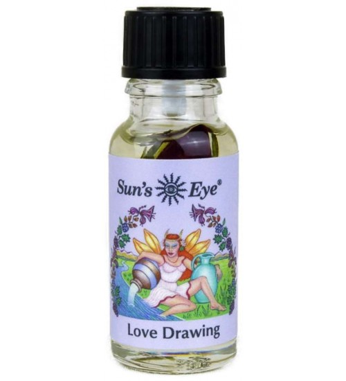 Love Drawing Mystic Blends Oils at LABEShops, Home Decor, Fashion and Jewelry