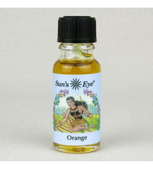 Orange Oil Blend at LABEShops, Home Decor, Fashion and Jewelry