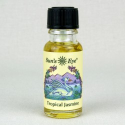 Tropical Jasmine Herbal Oil Blend LABEShops Home Decor, Fashion and Jewelry