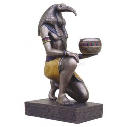 Thoth Egyptian Candle Holder LABEShops Home Decor, Fashion and Jewelry