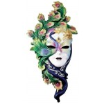 Venetian Mystique Peacock Mask Plaque at LABEShops, Home Decor, Fashion and Jewelry