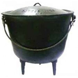 Potjie Cast Iron Kettle - 33 Gallon Size 33 LABEShops Home Decor, Fashion and Jewelry