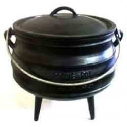 Cast Iron Potjie Cauldron - 23 oz. Size 1/4 LABEShops Home Decor, Fashion and Jewelry
